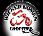 Wicked Women Choppers Logo